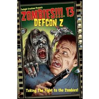 Zombies!!! 13 DEFCON Z Board Game