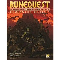 RuneQuest RPG Roleplaying in Glorantha: Bestiary