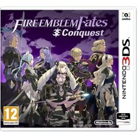 Fire Emblem Fates Conquest 3DS Game
