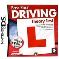 Ex-Display Pass Your Driving Theory Test 2008/2009 Edition Game