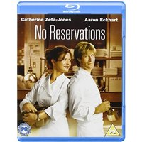 No Reservations Blu-Ray