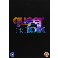 Queer As Folk USA Season 1-5 Complete DVD
