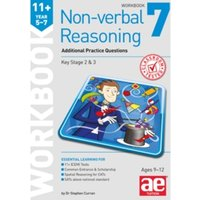 11+ Non-verbal Reasoning Year 5-7 Workbook 7 : Additional Practice Questions