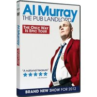 Al Murray The Only Way Is Epic DVD
