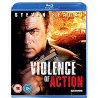 Violence Of Action Blu-ray