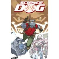 Science Dog Volume 1 HC