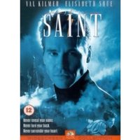 The Saint DVD