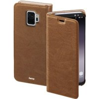 Hama Guard Case Booklet for Samsung Galaxy S9, brown