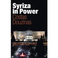 Syriza in Power : Reflections of an Accidental Politician