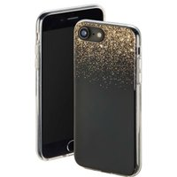 Hama Golden Rain Cover for Apple iPhone 6/6s/7/8, black/gold