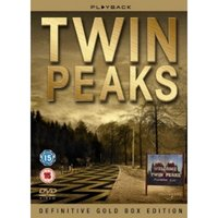 Twin Peaks: Definitive Gold Box Edition DVD