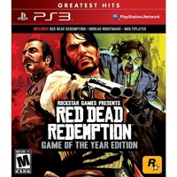 Red Dead Redemption Game Of The Year Edition (GOTY)