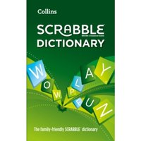 Collins Scrabble Dictionary: The family-friendly Scrabble dictionary by Collins Dictionaries (Paperback, 2016)