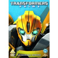 Transformers: Prime - Season 1: Dangerous Ground DVD