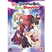 When Supernatural Battles Became Common Place - Complete Season Collection DVD