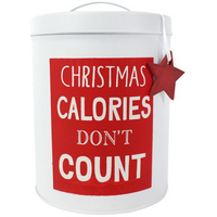 Xmas Cookie Tin