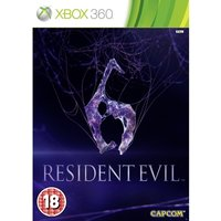 Resident Evil 6 Game + Limited Edition Resident Evil iPhone Case