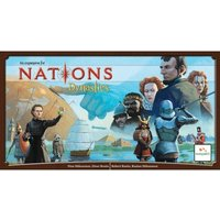 Nations Dynasties Expansion Board Game