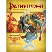 Pathfinder Adventure Path: Legacy Of Fire #3 - The Jackal's Price