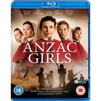 Anzac Girls Blu-ray