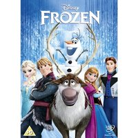 Disney Frozen DVD