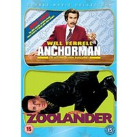 Anchorman / Zoolander DVD