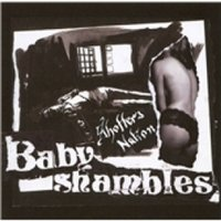 Babyshambles Shotter's Nation CD