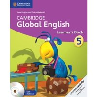Cambridge Global English Stage 5 Learner's Book with Audio CDs (2) by Claire Medwell, Jane Boylan (Mixed media product, 2014)