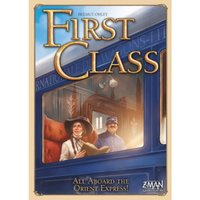 First Class: The Orient Express Board Game