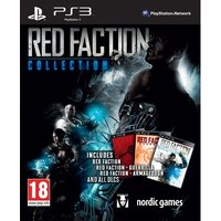 Red Faction Collection (Red Faction, Guerrilla & Armageddon) PS3 Game