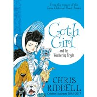 Goth Girl and the Wuthering Fright Paperback