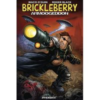 Brickleberry Volume 1: Armoogedon