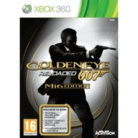 GoldenEye 007 Reloaded MI6 Edition Game