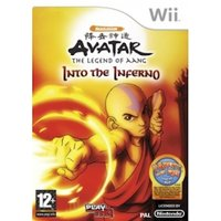 Avatar The Legend Of Aang Into The Inferno Game