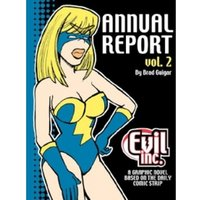 Evil Inc Annual Report Volume 2 Paperback