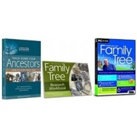Create your own Family Tree Genealogy Suite Triple Pack