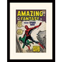 Spider-Man - Issue 1 Mounted & Framed 30 x 40cm Print