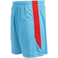 Precision Real Shorts 26-28 inch Sky/Maroon