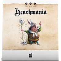 Henchmania Board Game