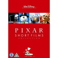 Pixar Short Films Collection DVD