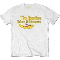 The Beatles - Nothing Is Real Kids 9 - 10 Years T-Shirt - White