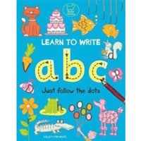 Learn to Write ABC : Just Follow the Dots