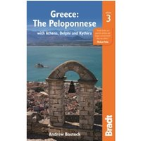 Greece: The Peloponnese : with Athens, Delphi and Kythira