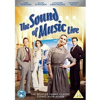 The Sound of Music Live DVD