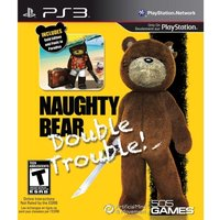 Naughty Bear Double Trouble Game PS3 (#)