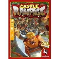 Castle Rampage Card Game