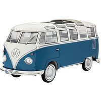 VW T1 Samba Bus (Cars) 1:16 Level 5 Revell Model Kit