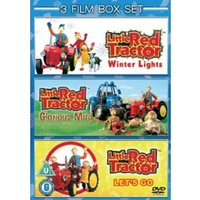 Little Red Tractor - Winter Lights / Let's Go / Glorious Mud DVD