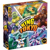 King of Tokyo (2016 Edition) Board Game