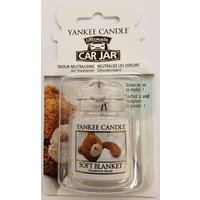 Yankee Candle Soft Blanket Ultimate Car Air Freshener Jar